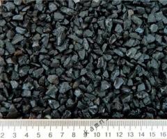 Крошка базальт черная