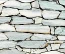 Мрамор Украинский бело-зеленый резаный