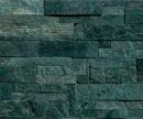 Кварцит Болгария зеленый полоса